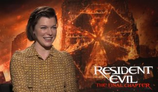 Exclusive Video Interview: Milla Jovovich Talks Resident Evil: The Final Chapter