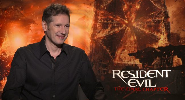 Resident Evil The Final Chapter Interview: Movie News, Gaming News, Blu-Ray News, Music News, And TV