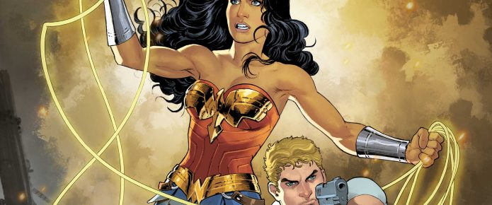 Wonder Woman #14 Review