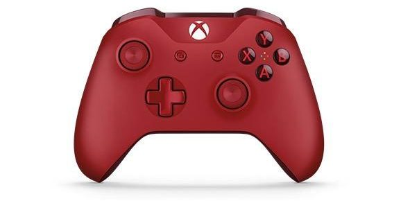 An All Red Xbox One Controller Is On The Way