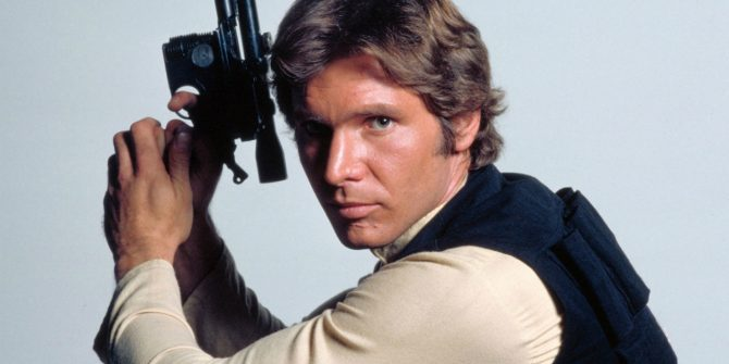 Production On Disney's Han Solo Anthology Movie Is Officially Underway
