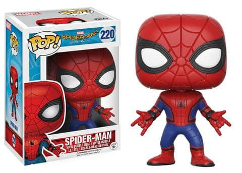 More Spider-Man: Homecoming Merchandise Offers Another Look At Peter Parker's Suits