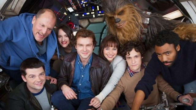 "J.J. Abrams On Han Solo Script: ""It's Amazing"""