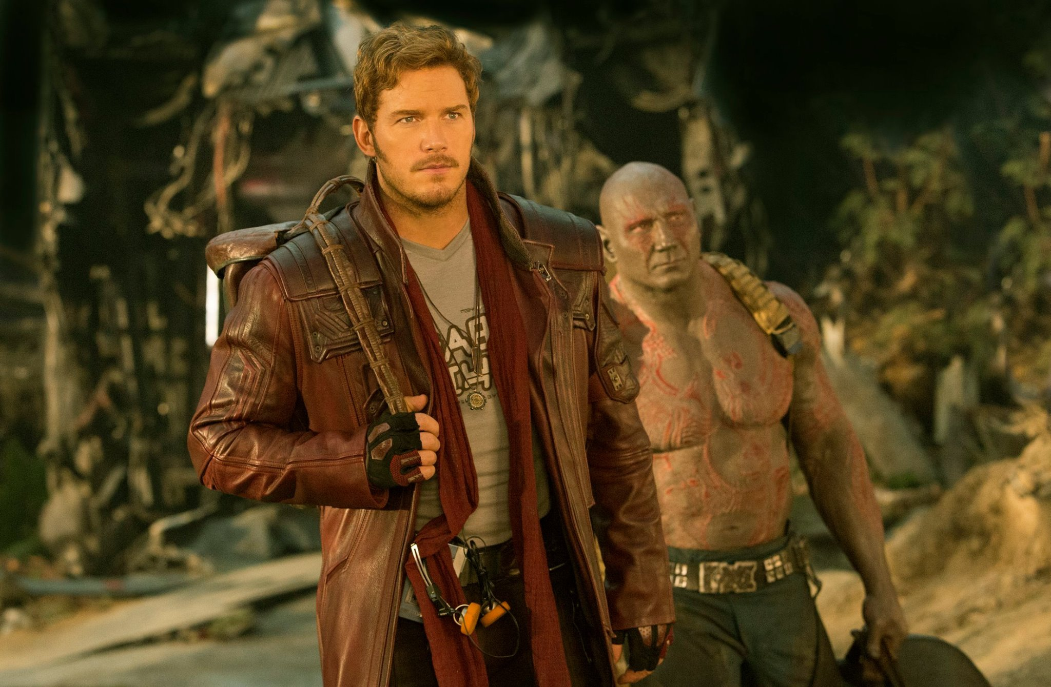 Star-Lord Gets His Dance And Drax Goes On A Rampage In Four New Clips For Guardians Of The Galaxy Vol. 2