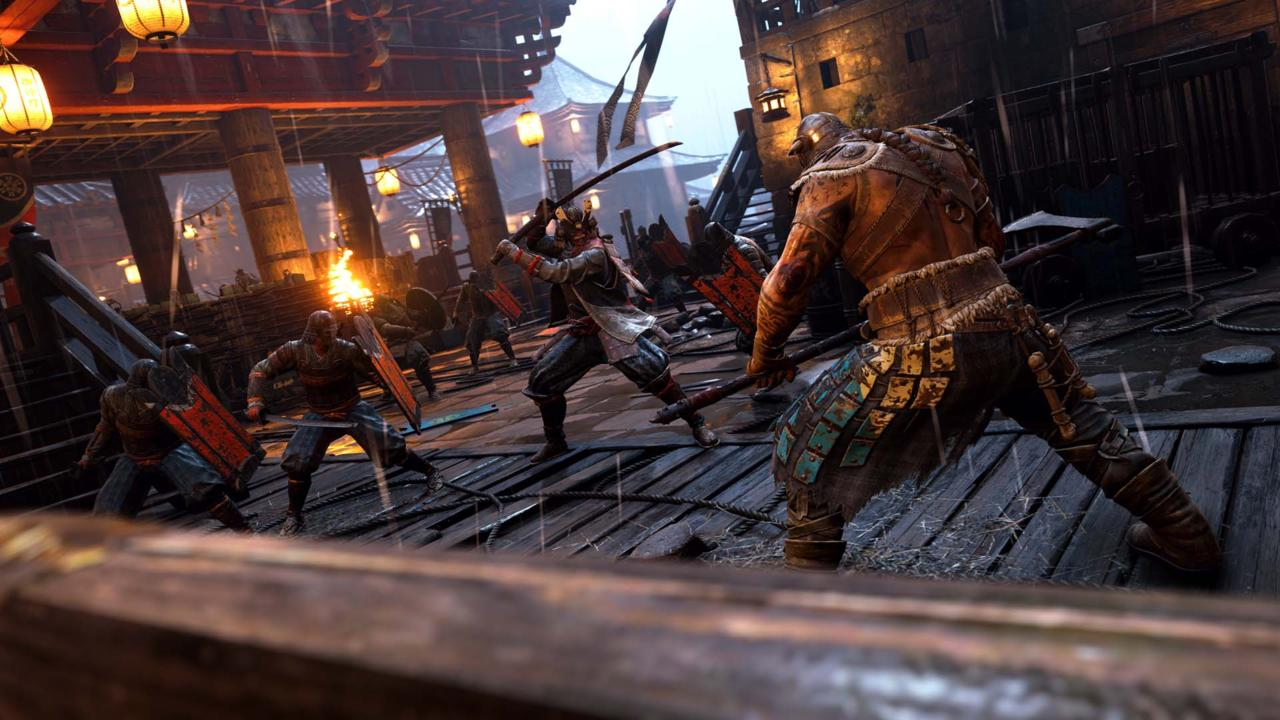 For Honor Players Receiving Compensation For Last Week's Server Outages