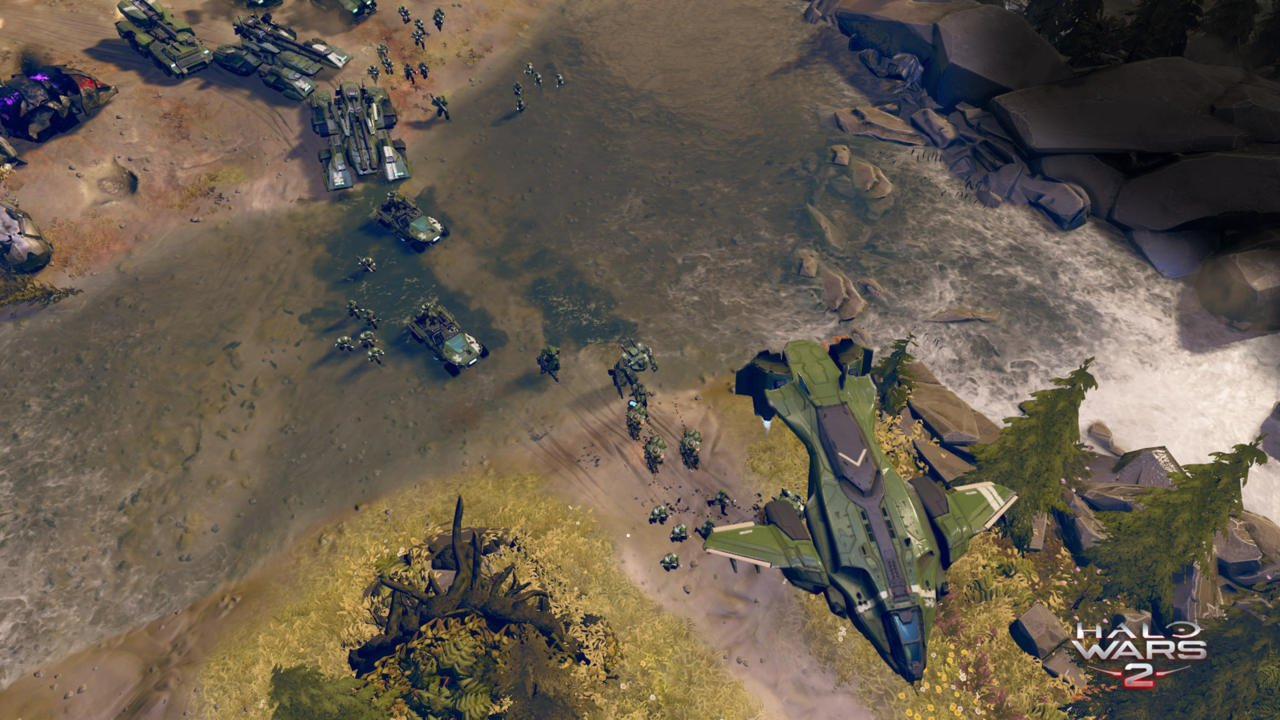 Halo Wars: Definitive Edition Heads To Steam And Xbox One