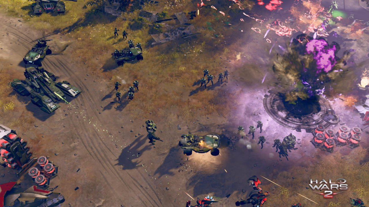 Halo Wars: Definitive Edition Heads To Steam And Xbox One This Week