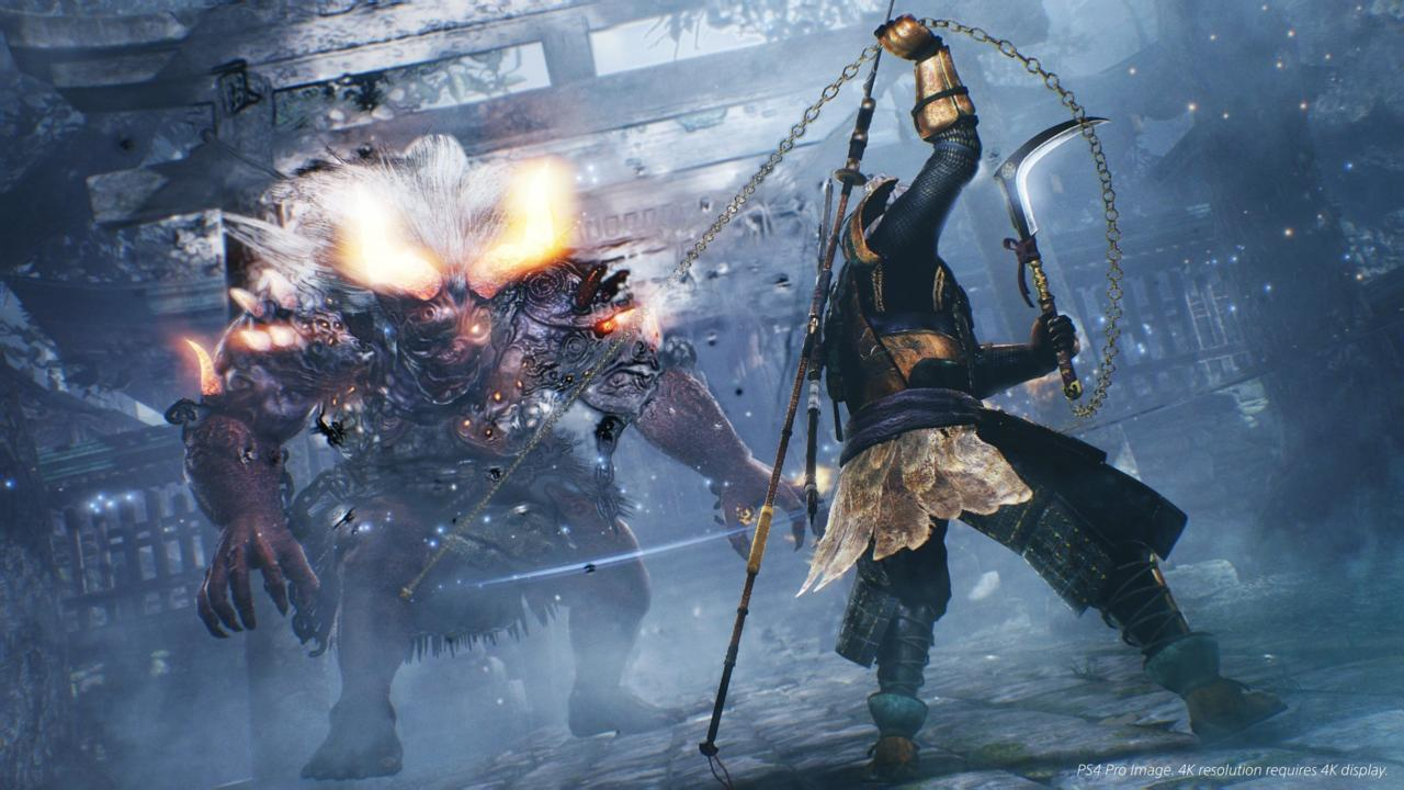 "Nioh's Co-Op System Was Changed So It Wouldn't Be ""Too Easy"", Says Creative Director"