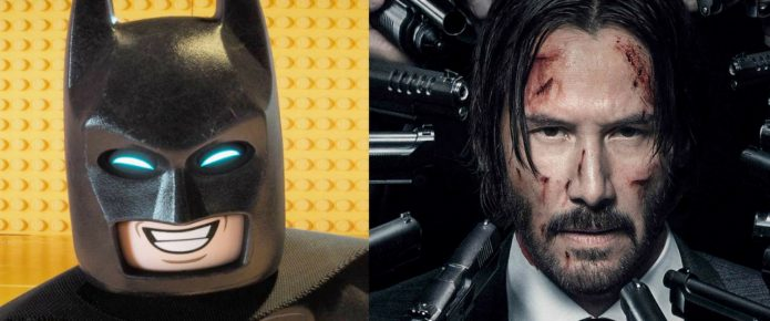 Cinemaholics Episode #1: The LEGO Batman Movie And John Wick: Chapter 2