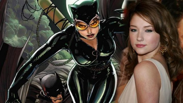 Is Haley Bennett Playing Catwoman In Gotham City Sirens
