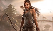 Alicia Vikander Gets In On The Action In First Tomb Raider Set Photos