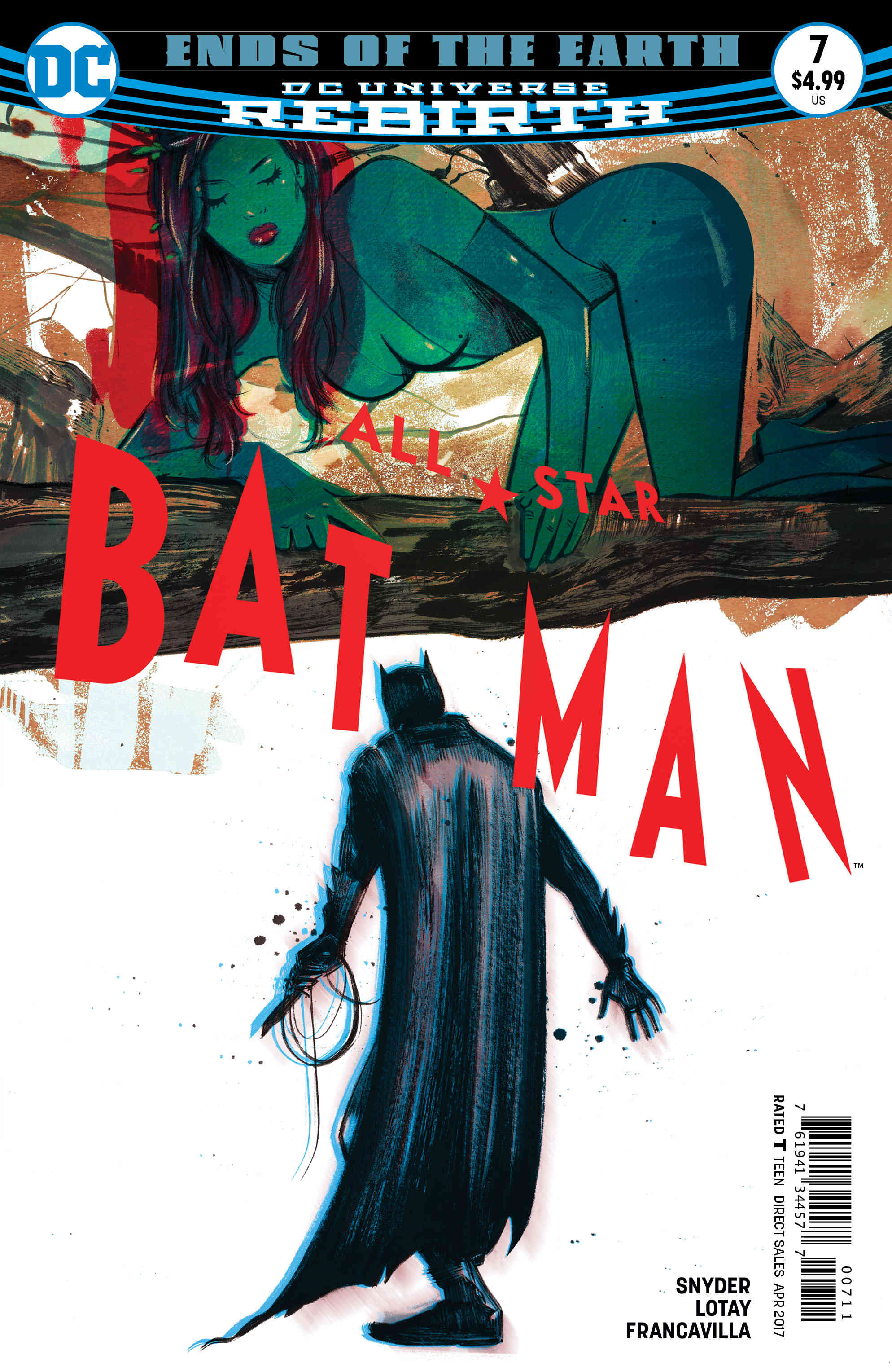 Scott Snyder Discusses Poison Ivy And Riddler's Involvement In All-Star Batman