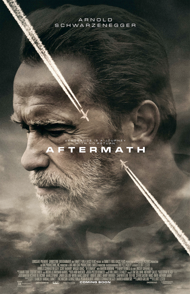 A Broken Arnold Schwarzenegger Fights For Justice In Tense First Trailer For Aftermath