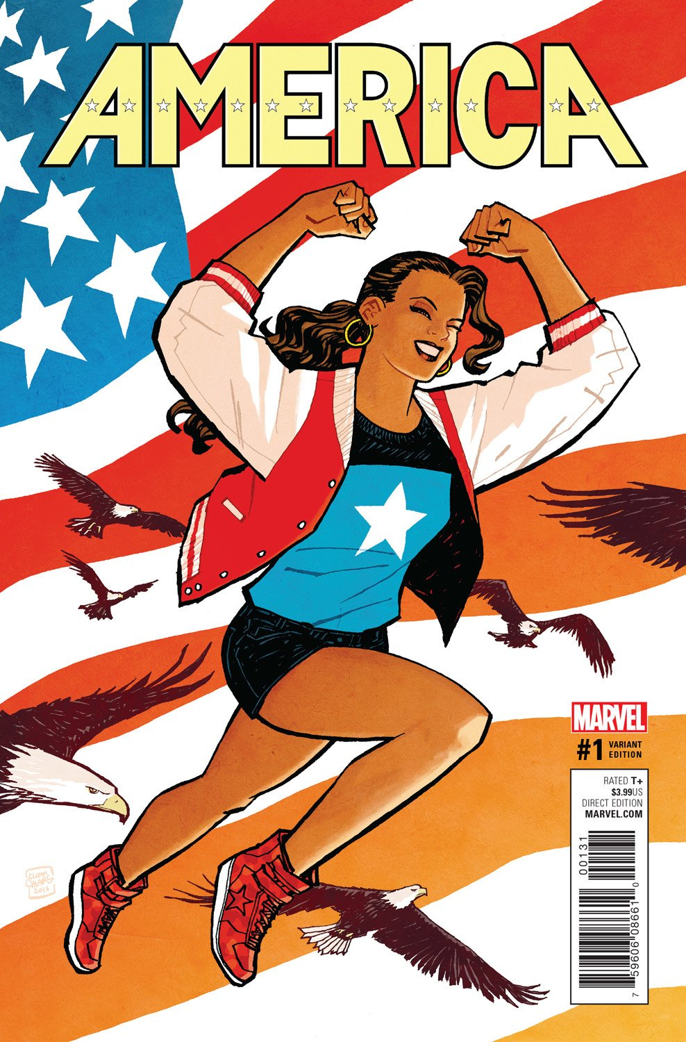 A Young Heroine Rises In America #1