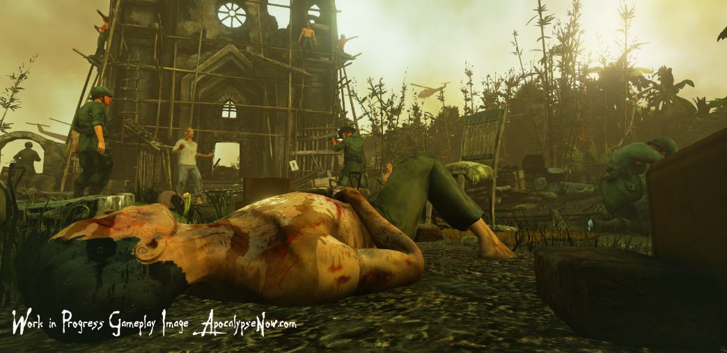 Apocalypse Now Game Abandons Kickstarter Campaign, Shifts To In-House Crowdfunding