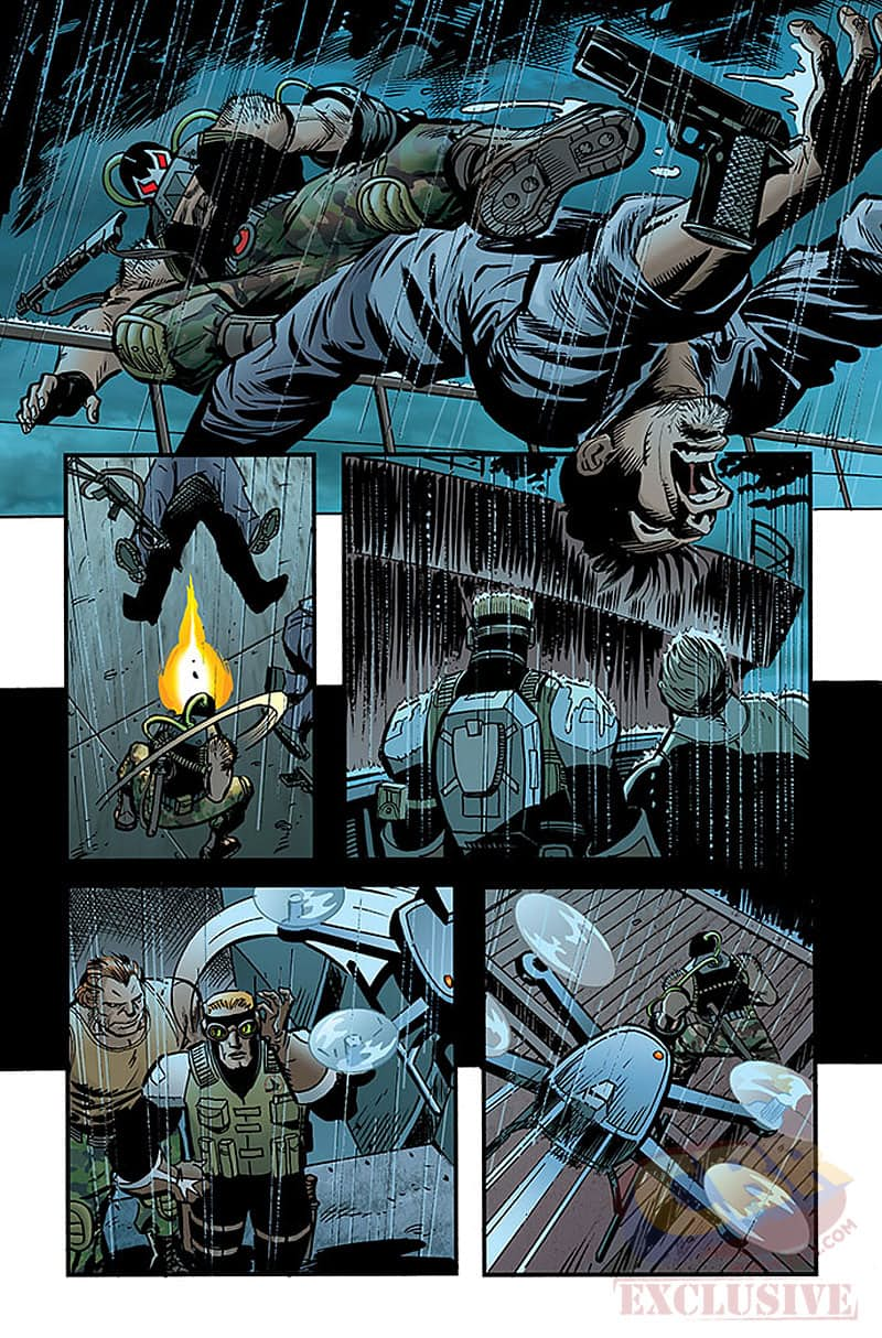 Chuck Dixon And Graham Nolan Return For Bane: Conquest