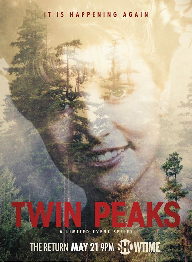 Showtime Marks Twin Peaks Day With New Posters