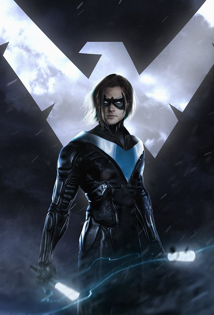 "Director Chris McKay Finds Nightwing To Be ""Fascinating"""