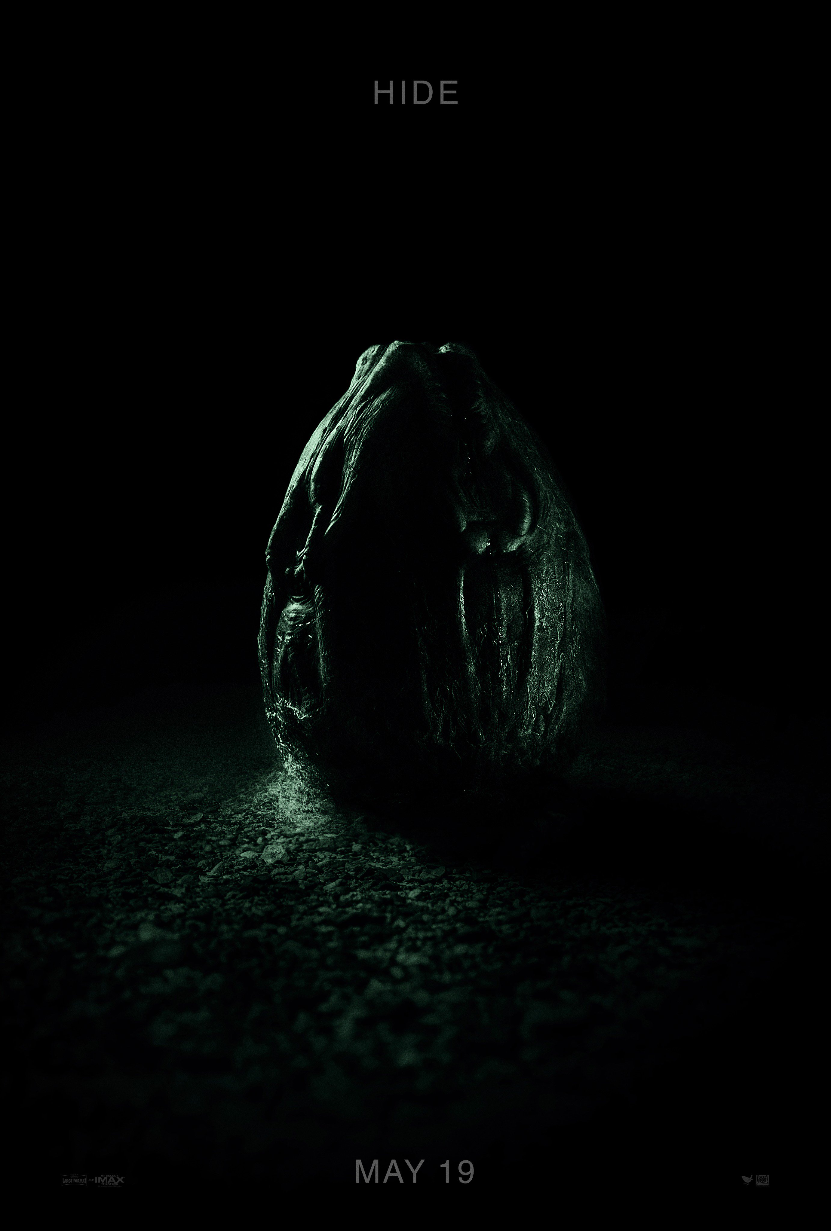 Check Out This Egg-Squisite New Poster For Alien: Covenant