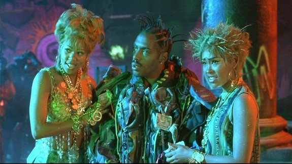 Coolio Claims He Was Set To Play Scarecrow In Batman & Robin Sequel