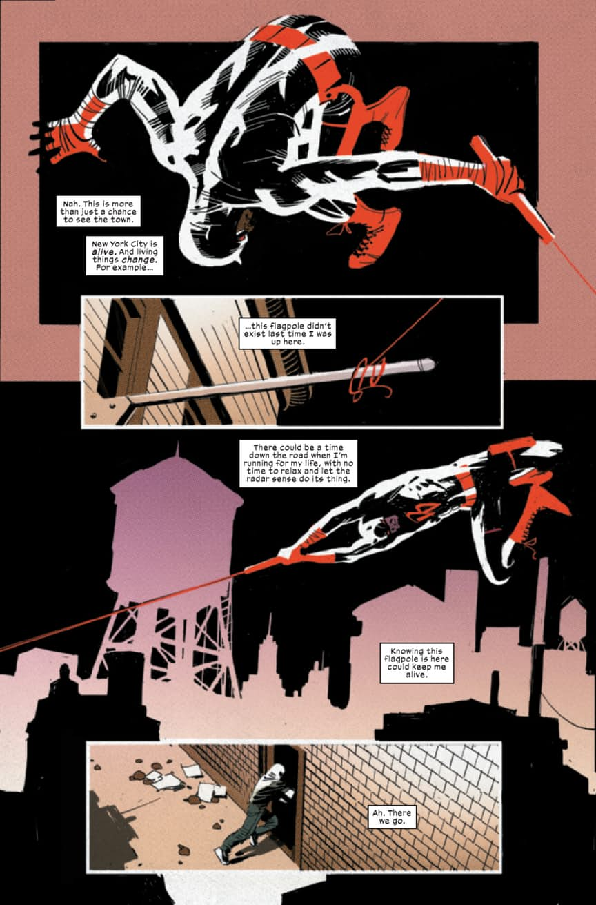 Daredevil: Back In Black Vol. 3 - Dark Art Review