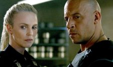 Vin Diesel Is Literally On Fire In New Fate Of The Furious Clip