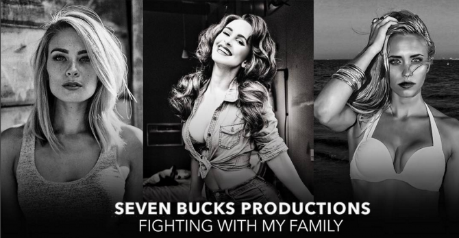 Fighting With My Family Adds Three As Production Gets Underway