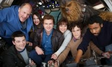 Emilia Clarke, Alden Ehrenreich And Co. Pilot The Falcon In First Official Photo For Disney's Han Solo Movie