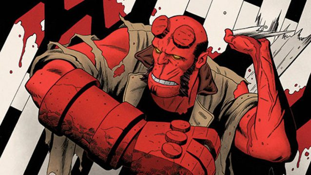 Supporting Characters And Other Details Revealed For Hellboy Reboot