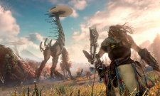 Earth Is Ours No More: Watch The Beautiful Launch Trailer For Horizon Zero Dawn