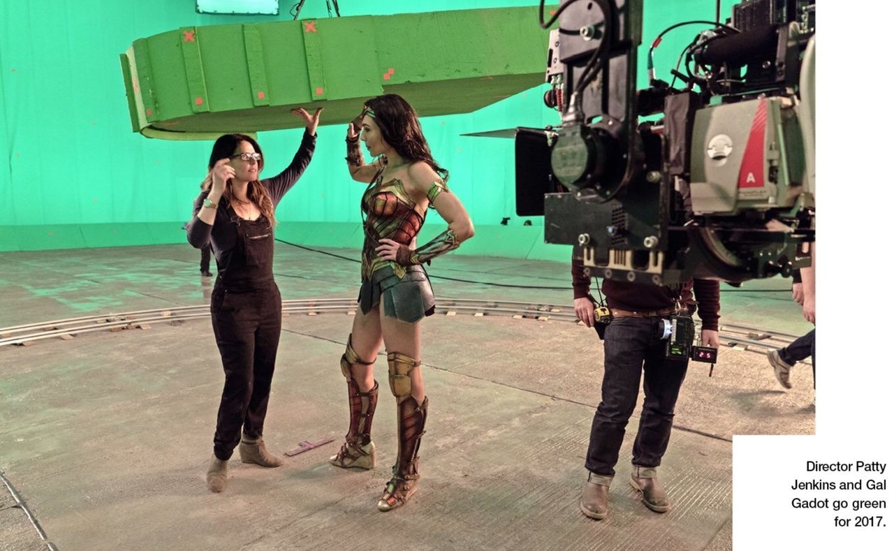 Gal Gadot Continues To Kick Ass In New International Wonder Woman Trailer