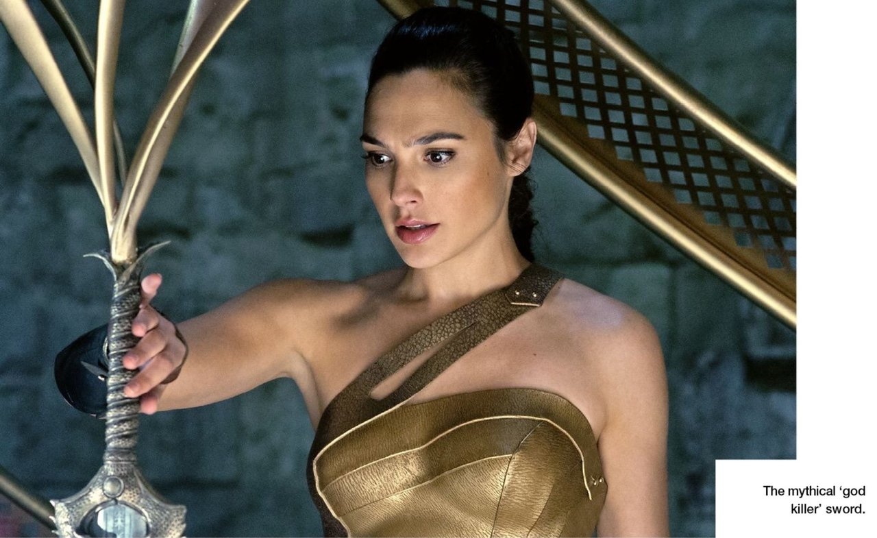 "Wonder Woman: DC Brass Champions Gal Gadot As Perfect Casting, Teases Movie's ""Kickass"" Action"