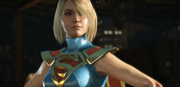 Injustice 2 Comics Confirmed To Flesh Out Supergirl's Backstory
