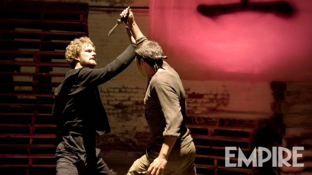 Danny Rand Flaunts His Skills In New Action Shot For Marvel's Iron Fist