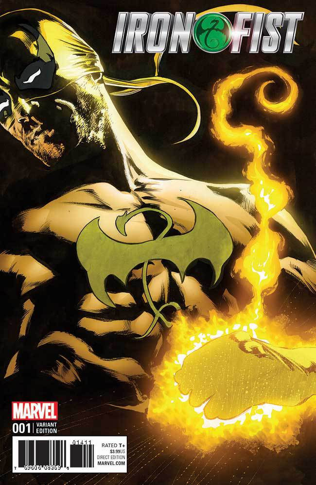 Iron Fist #1 Review