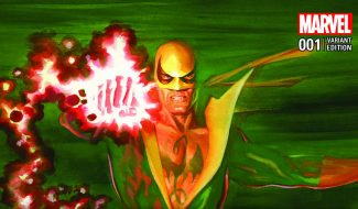 Danny Rand Kicks Back In Iron Fist #1 First Look