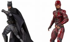 Insanely Detailed Justice League Statues Offer Great Looks At The Heroes' Costumes