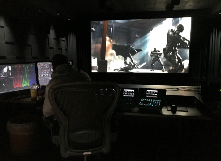Zack Snyder Shares A BTS Photo From The Justice League Editing Bay