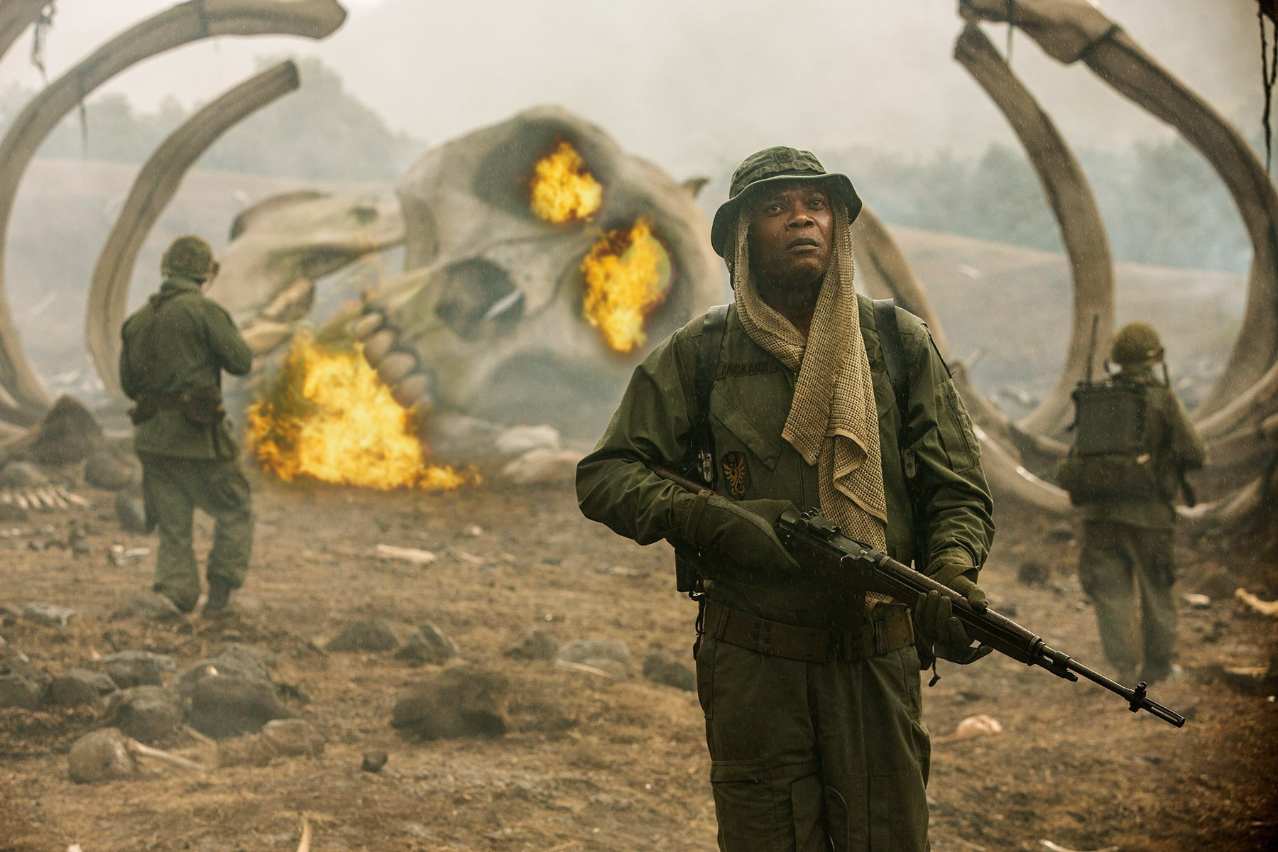 Get The Inside Scoop On Kong: Skull Island's Post-Credits Scene