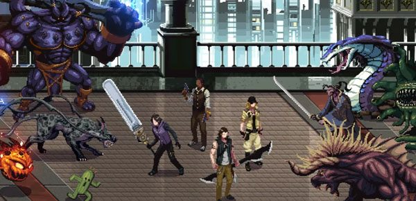 Side-Scrolling Action Game A King's Tale: Final Fantasy XV Will Be Free To Download On March 1