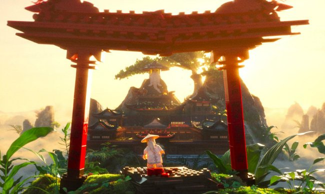 Trio Of Pics For The LEGO Ninjago Movie Prep You For Imminent First Trailer