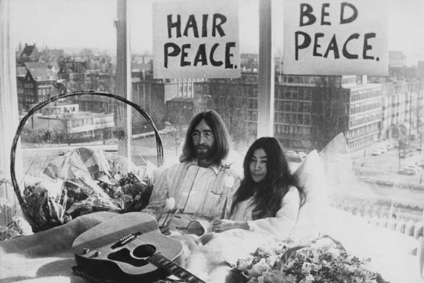 The Story Of John Lennon And Yoko Ono Heads To The Big Screen