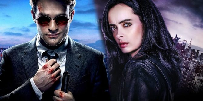 Daredevil And Jessica Jones Team Up In Latest Batch Of The Defenders Set Photos