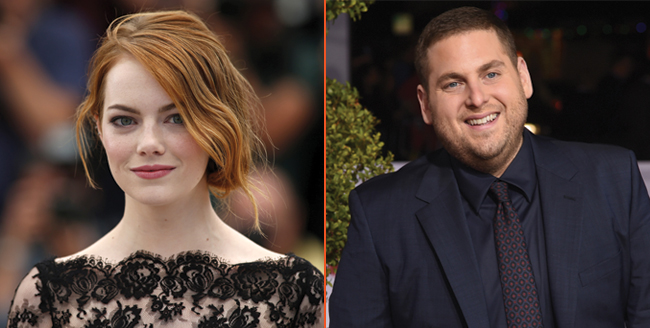 Emma Stone And Jonah Hill's Dark Comedy Series Maniac Secures Summer Shoot
