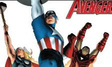 The Avengers Stand Tall On Marvel Comics Digest #2 Cover