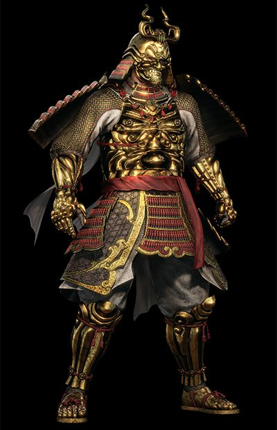 Nioh-Sales-One-Million_Armor