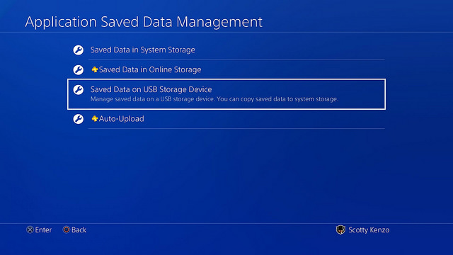 PlayStation 4 Firmware 1