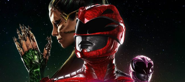 Final Power Rangers Trailer Can't Figure Out If It's Iron Man Or Spider-Man
