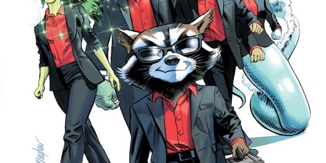Guardians Of The Galaxy's Rocket Raccoon Gets A New Mission This May
