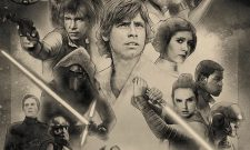 Star Wars Celebration Poster Unites Characters From The Entire Saga